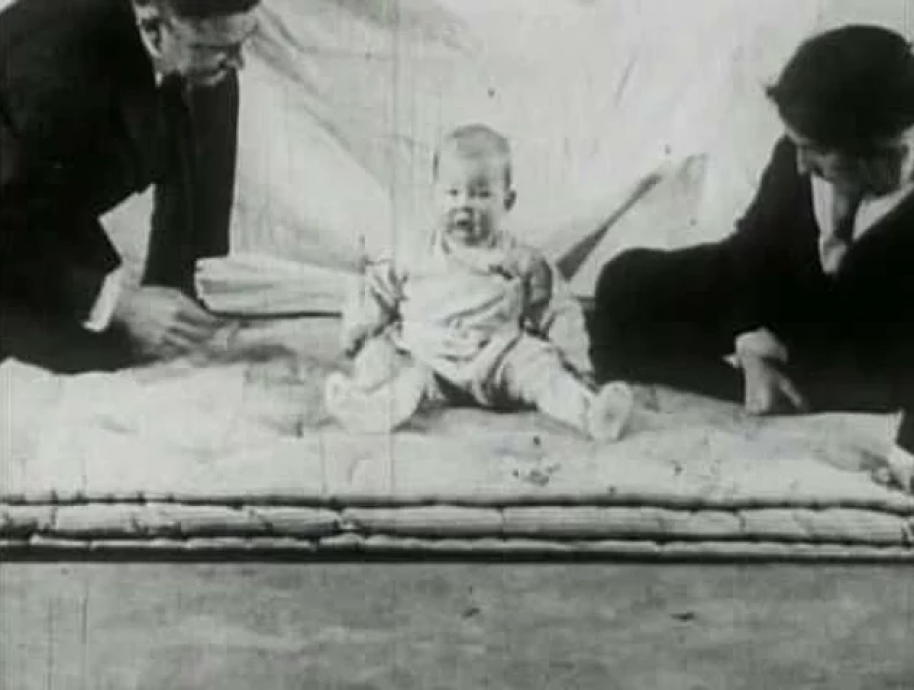 Little Albert experiment (1920)